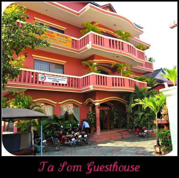 Ta Som Guesthouse and Tour Services, Siem Reap, Cambodia, affordable hostels in Siem Reap